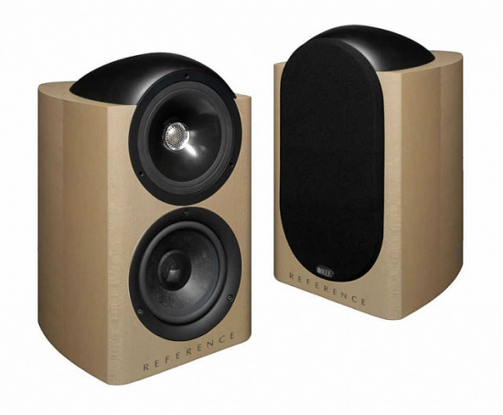kef speakers canada walnut speaker bookshelf