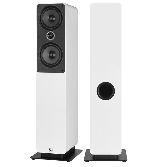 Q Acoustics 2050i Floor standing speakers photo