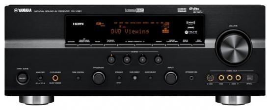 Yamaha rx v861 av receiver review test price for Yamaha rx v450 av receiver price
